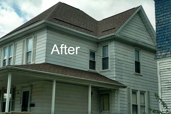 Residential Roof Replacement Services Fostoria OH