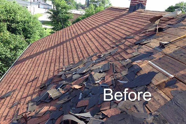 Roof Repair Fostoria OH