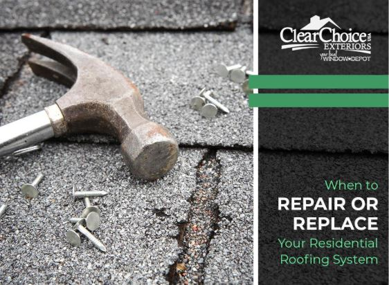 When to Repair or Replace Your Residential Roofing System
