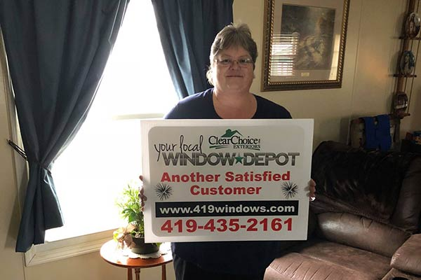 Clear Choice Reviews >> Reviews Fostoria Oh Clear Choice Exteriors Your Local Window Depot